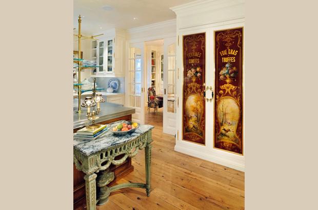 Biddlestone Cottage   Kitchen Entry