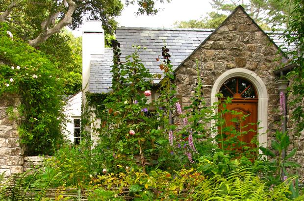 Biddlestone   Garden Door