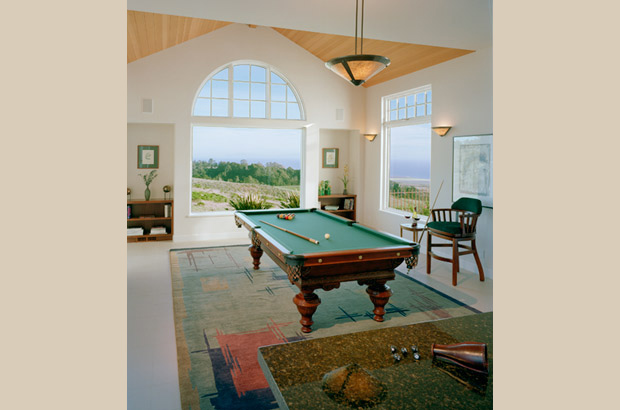Spanish Ranch | Billards Room