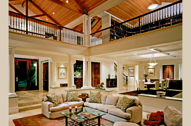 Spanish Ranch | Living Room