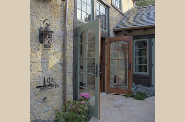 Irish Rose | French Doors